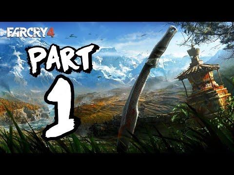 ► Far Cry 4 | #1 | HODINOVÝ OTVÍRÁK! | CZ Lets Play / Gameplay [1080p] [PC]