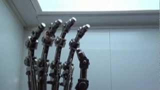 Endoskeleton arm by Sideshow