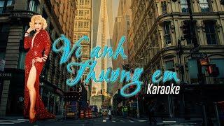 Vo cung karaoke -Tone Nam
