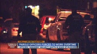 Parole officers must work DOC security