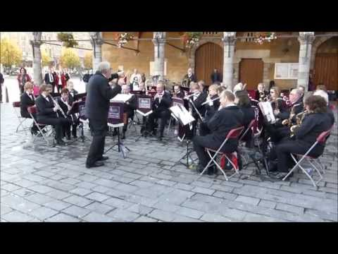 Sussex by the Sea - East Grinstead Concert Band - Ypres - 11.10.14