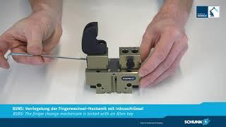 Produkt- und Montagevideo des neuen Backenschnellwechselsystems BSWS-M