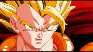Gogeta vs Janemba DBZ Fusão Goku e Vegeta  áudio português