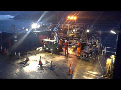 LARS ROV Pier Operations