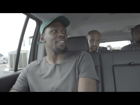 Warriors Welcome Kevin Durant