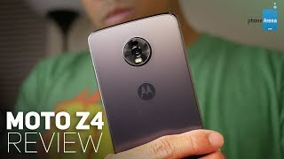 Moto Z4 Review