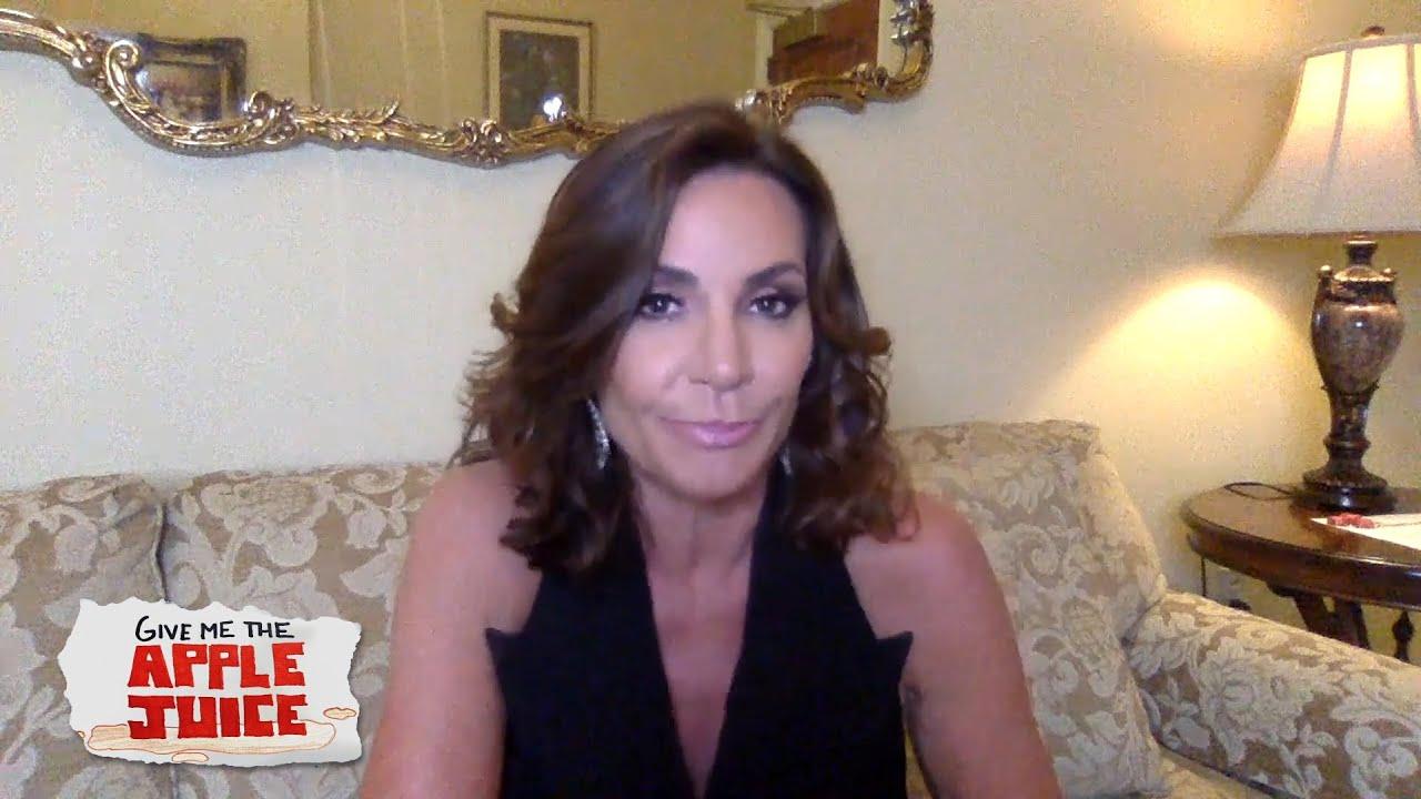 Luann de Lesseps on Dorinda Medley's Shaming | WWHL