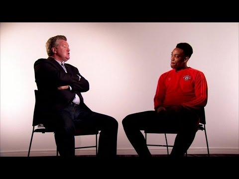 Anthony Martial - Exclusive Interview About Life in England /w English Subtitres /  HD