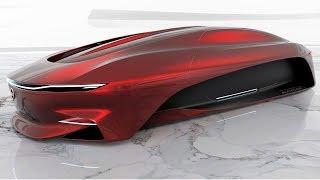 Opel Alcyone 2050 Concept