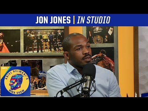 Jon Jones opens up about his legacy, done fighting Daniel Cormier | Ariel Helwani's MMA Show
