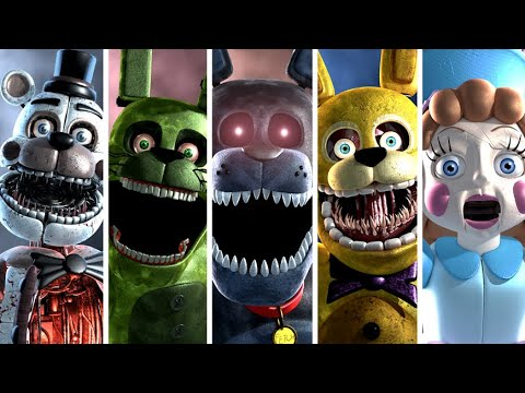 Game Theory: FNAF, The Grave Robber (Five Nights At Freddy's)