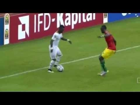 Christian Atsu Amazing Goal Ghana 3-0 Guinea 2015