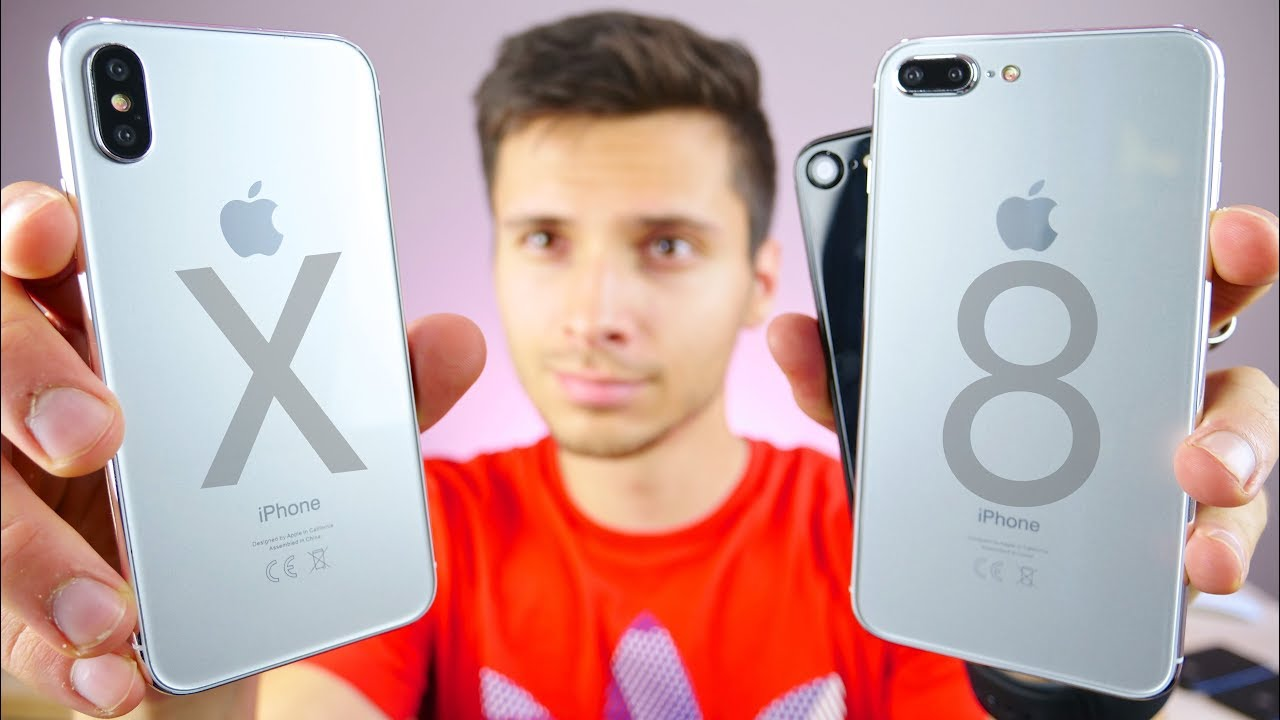 iPhone 8 and X are so much more powerful than any Android phone, it's kind of ridiculous