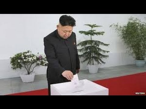 Kim Jong Wins UN-Opposed in North Korean Elections