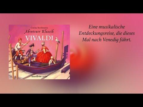 Vivaldi YouTube Hörbuch Trailer auf Deutsch