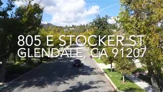 805 E Stocker St. Glendale, CA 91207 | Dave Robles | Think Real Estate Group