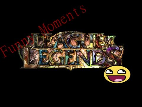 League of Legends Funny Moments || I'm Rock Hard for You