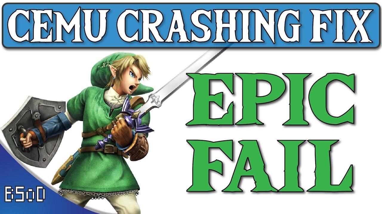Cemu 1 11 0 | Update 1 3 3 Crash Fix | Zelda BOTW