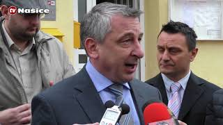 Ministar Predrag Štromar u posjetu Općini Podgorač