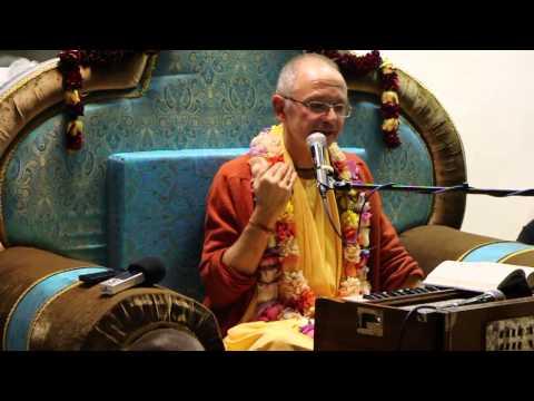 Бхагавад Гита 16.5 - Бхакти Вигьяна Госвами