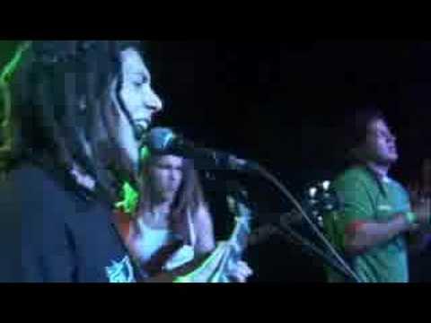 """Tribal Seeds - """"Vampire"""" / Pipeline Cafe (Oahu, HI) - 9/20/08"""