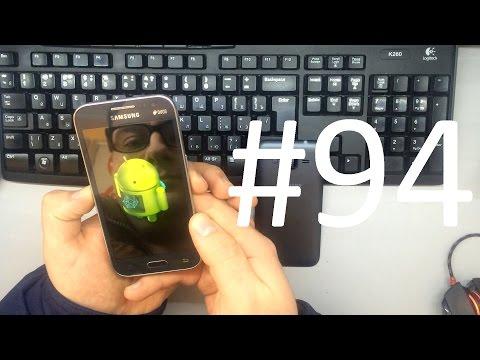 Samsung SM G361H (Hard Reset) сброс настроек
