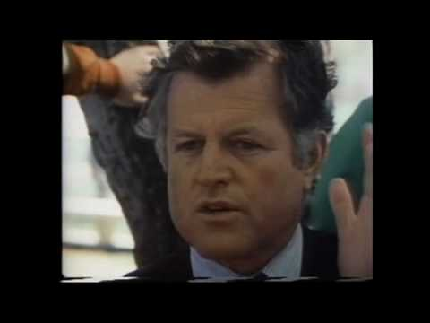 Ted Kennedy - 1980 Presidential Campaign Ads