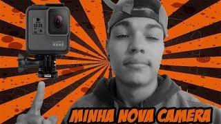 Minha Nova Camera
