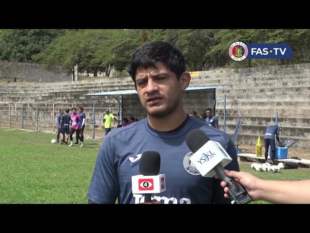 Declaraciones Ibsen Castro   FAS vs Firpo   Jornada 4  - Fase 2   Clausura 2021