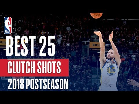 Best Clutch Plays of 2018 NBA Playoffs!