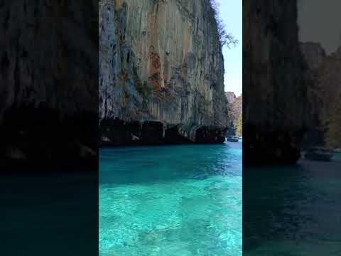 Pileh Lagoon Phuket Thailandปิเละลากูน ภูเก็ตเมษายน2021