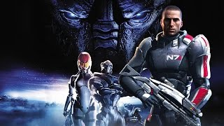 Mass Effect Full Game Walkthrough - No Commentary (Longplay)