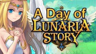 A Day of: Lunaria Story [Polygraph]