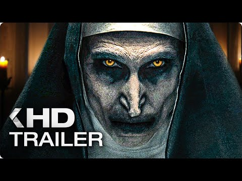 THE NUN Trailer German Deutsch (2018)