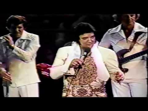 Elvis Presley - Love Me  - 1977