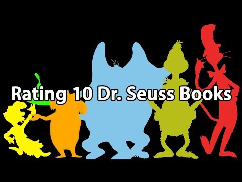 Rating 10 Dr. Seuss Books