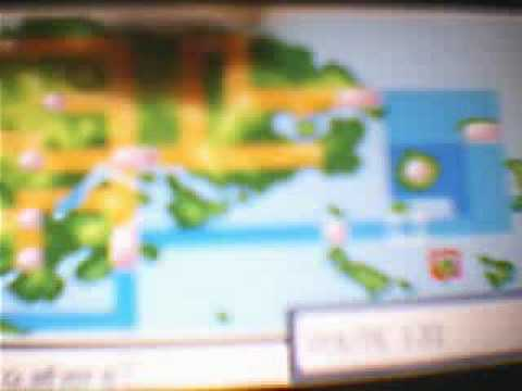 Pokemon Emerald Catching Relicanth