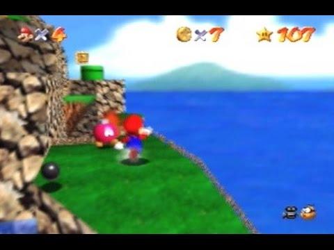 Super Mario 64 - 100% Star Collection -...