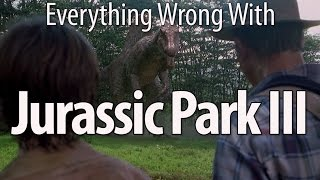 Video Everything Wrong With Jurassic Park III In 15 Minutes Or Less download MP3, 3GP, MP4, WEBM, AVI, FLV Agustus 2018