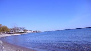 ASMR Soft Spoken - Sounds Of lake Ontario (With WhisperingWeaver)