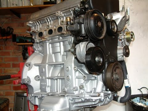 Ford Racing Puma Stage2 Engine Service