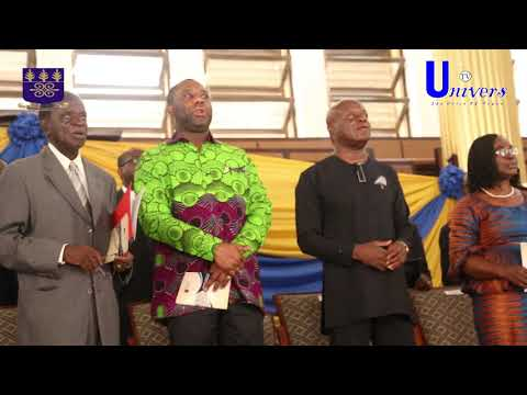 Official Launch of University of Ghana 70th Anniversary Celebration