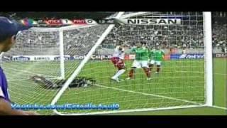 CONCACAF Copa de Oro 2009 - Grupo C - Mexico vs Panama