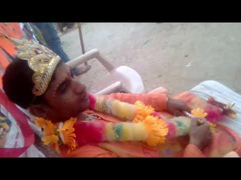 Narendra Shastri last day in Mudiyai Katha dance(1)