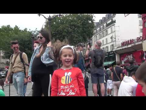 Сен-Дени. Опасный пригород Парижа.