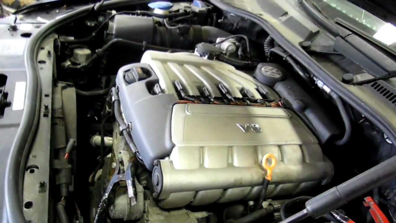 12k1101 2005 Vw Touareg V6 3 2 A T  Awd 111044 Miles Morrison U0026 39 S Auto Salvage Yard