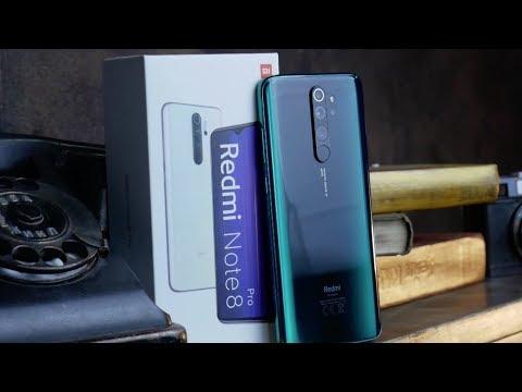 Ajoyib Xiaomi Redmi NOTE 8 Pro! Narxiga arziydimi?
