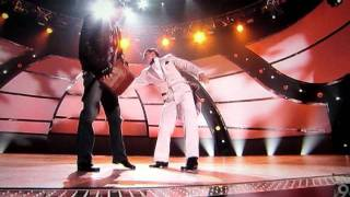 SYTYCD 6/9/11 Tap Routine