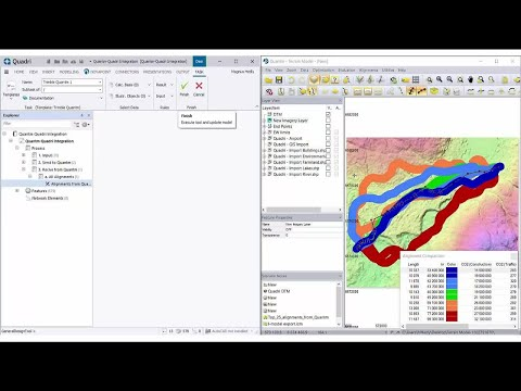 Trimble Quantm 2021 - Alignment & Corridor Planning for Road & Rail