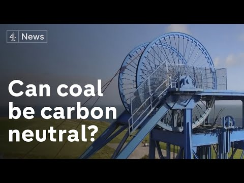 First Deep Coal Mine In The UK For 30 Years